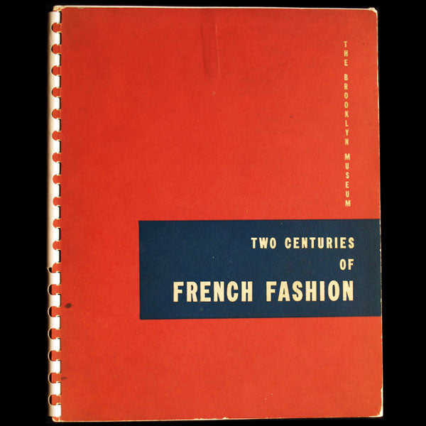 Two Centuries of French Fashion, Gratitude train (1949)