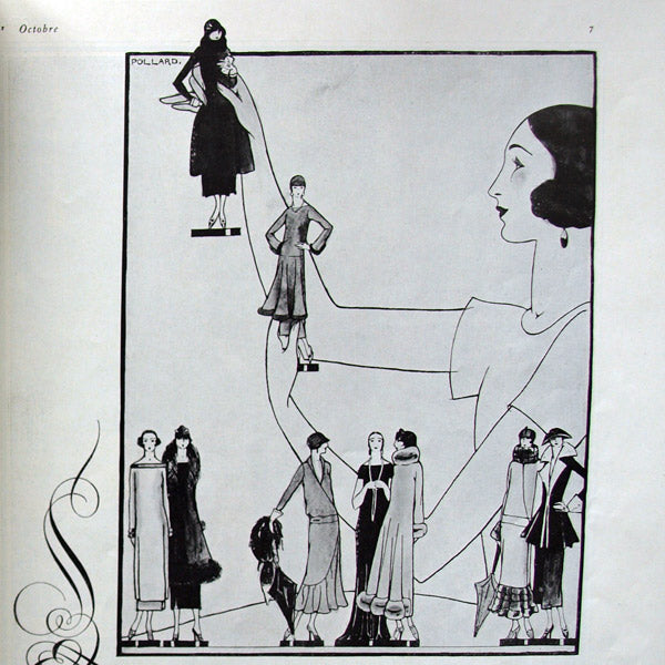 Vogue France (1er octobre 1923)