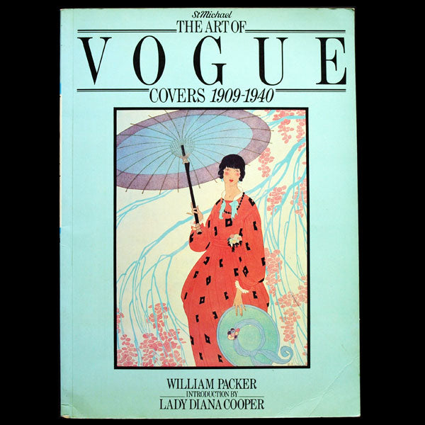 The Art of Vogue Covers 1909-1940 (1984)