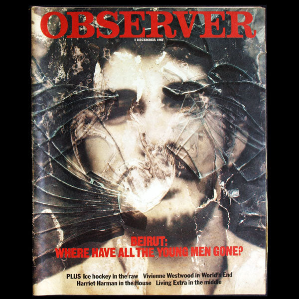 Observer, Vivienne Westwood, Queen of the King's road (5 décembre 1982)