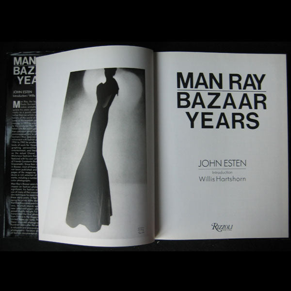 Man Ray - Man Ray Bazaar Years (1988)