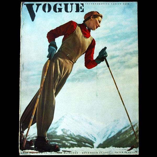 Vogue US (15 décembre 1937)