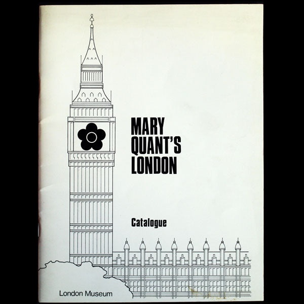 Mary Quant's London, exposition du London Museum à Kensington Palace (1973)