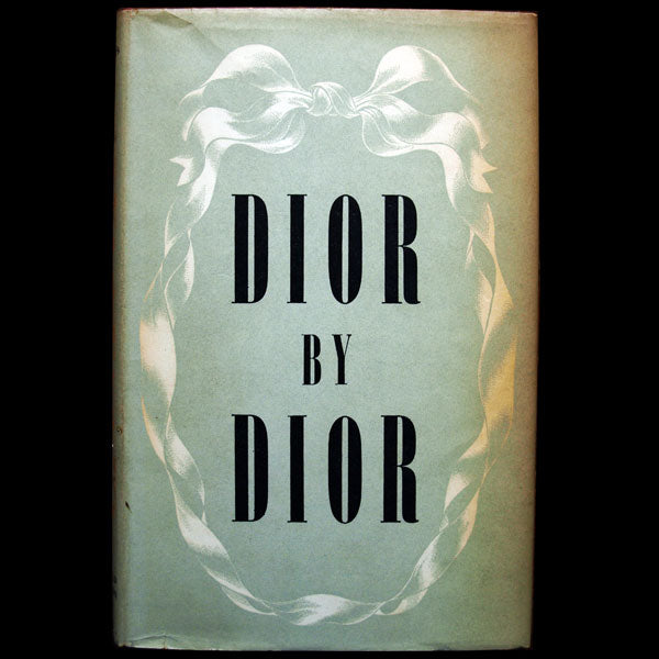 Christian Dior's memoirs - Dior by Dior (1957)