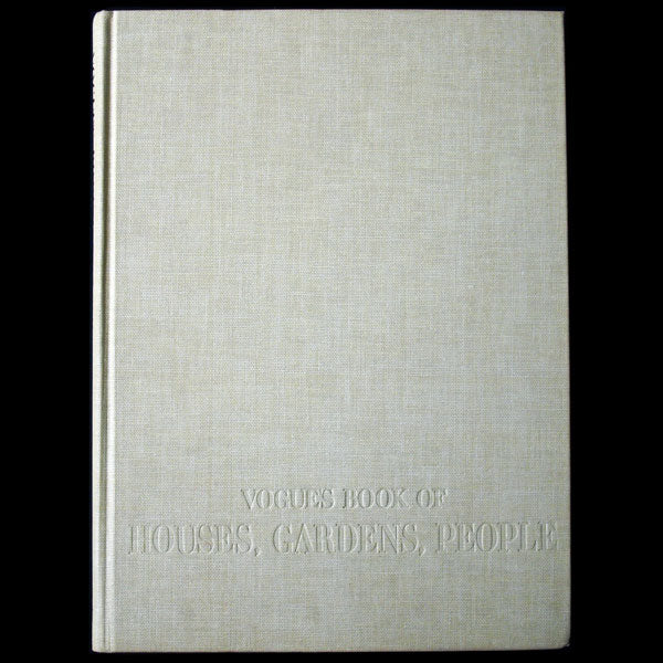 Horst - Vogue's book of House, Garden and People (1968)
