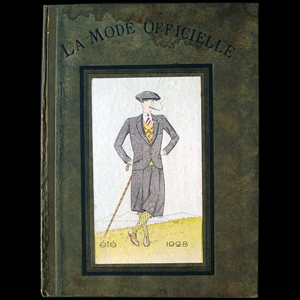 Album de la Mode Officielle, été 1928