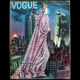 Vogue US (1er avril 1935), advance retail edition, couverture de Pavel Tchelitchew