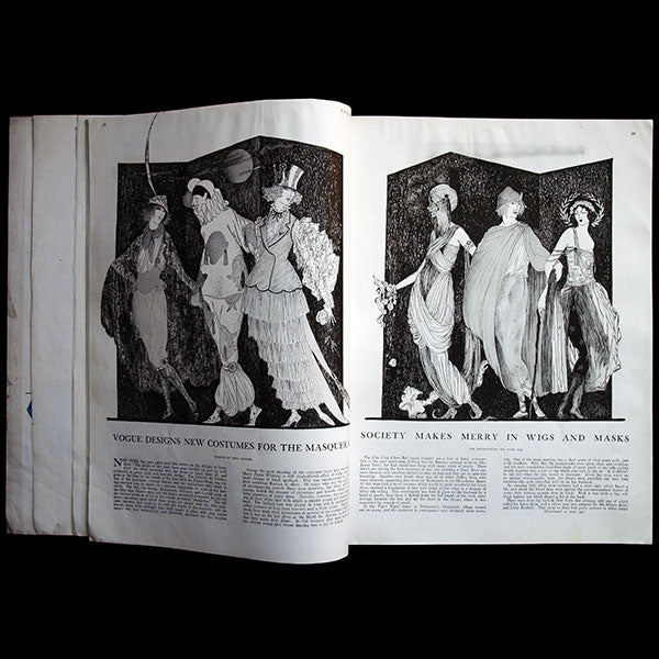 Vogue, Continental Edition, France (Late April 1919)