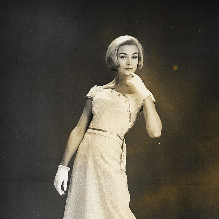 Chanel - Robe de cocktail (circa 1957)
