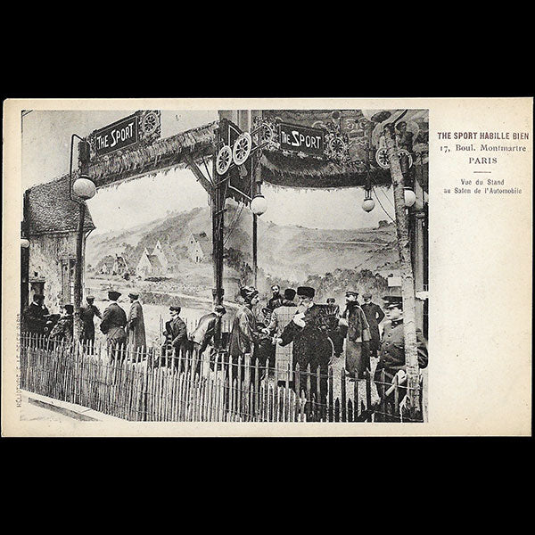 The Sport - Stand au Salon de l'Automobile (1905)