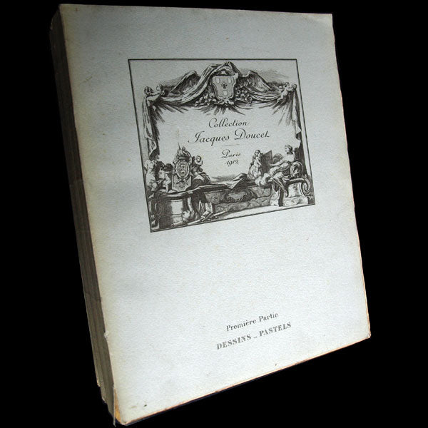 Doucet - Catalogue de la vente de la collection de Jacques Doucet (1912)