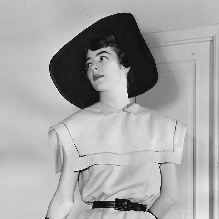 Christian Dior New York - Dior's Yoke (1950)