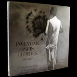 Vreeland - Inventive Paris Clothes 1909-1939, a Photographic Essay by Irving Penn, édition américaine (1977)