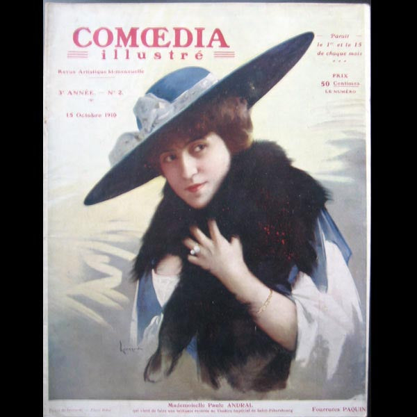 Comoedia illustré (15 octobre 1910)