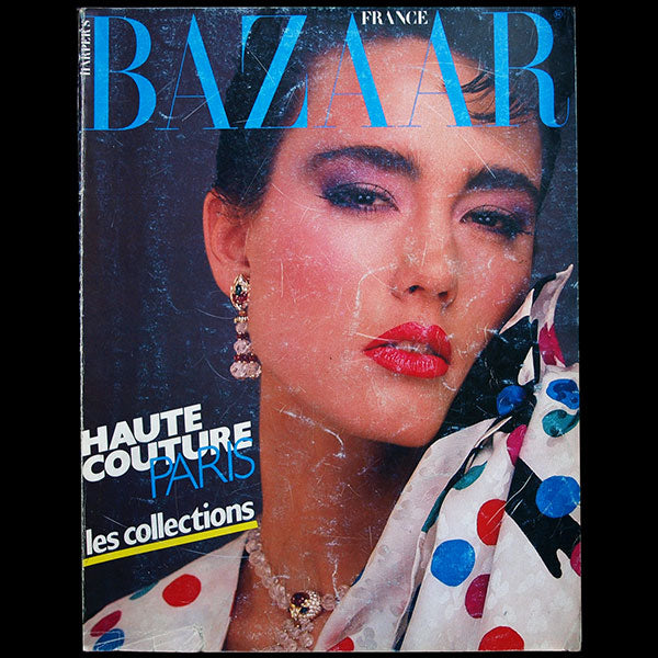 Harper's Bazaar France (1983, mars-avril)