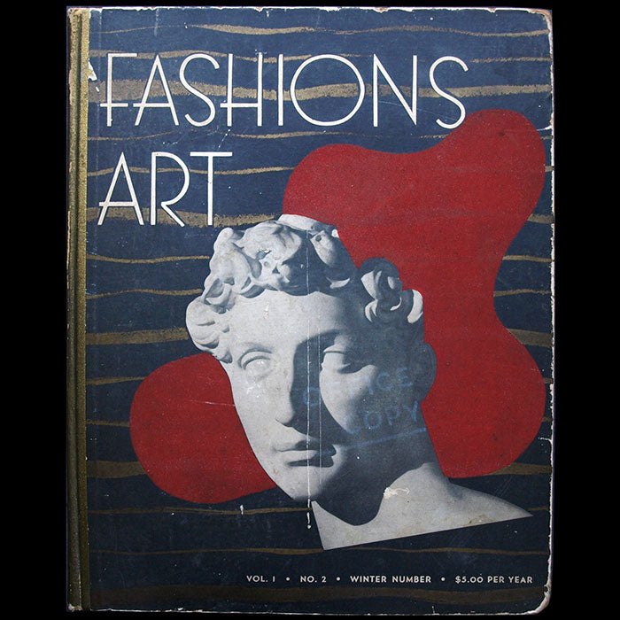 Fashions Art, Vol. 1 No. 2, Winter 1934-1935