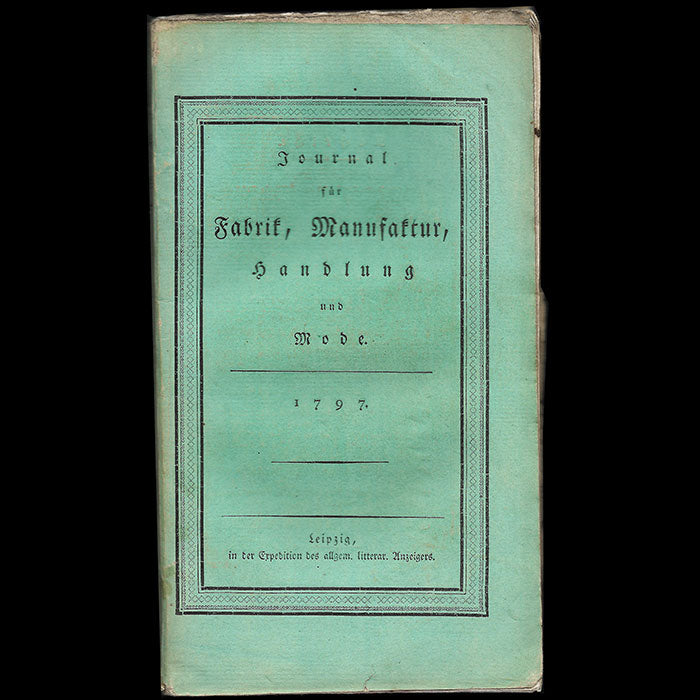 Journal für Fabrik, Manufaktur, Handlung und Mode, April 1797