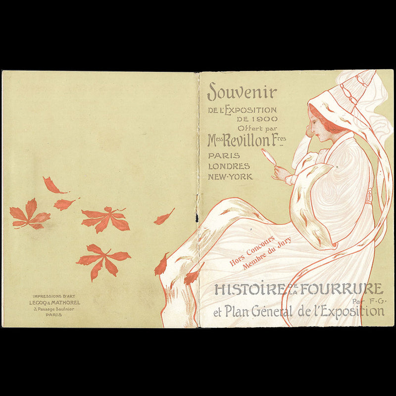Au Louvre - Catalogue (1913)