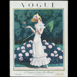 Vogue France (1er juin 1924), couverture de Pierre Brissaud