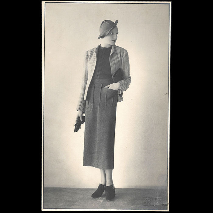 Worth - Robe (circa 1930)