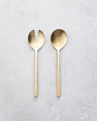 aurum serving set