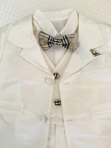 Mitchell Boys Christening Suit