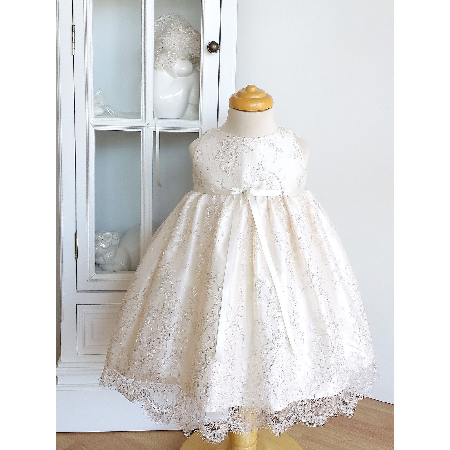 gold-chantilly-girls-christening-dress
