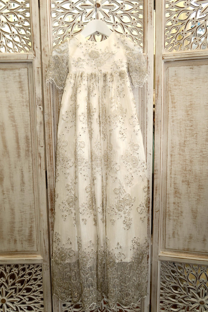 Princess Nicole Christening Gown