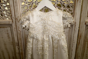 Aphrodite Christening Gown