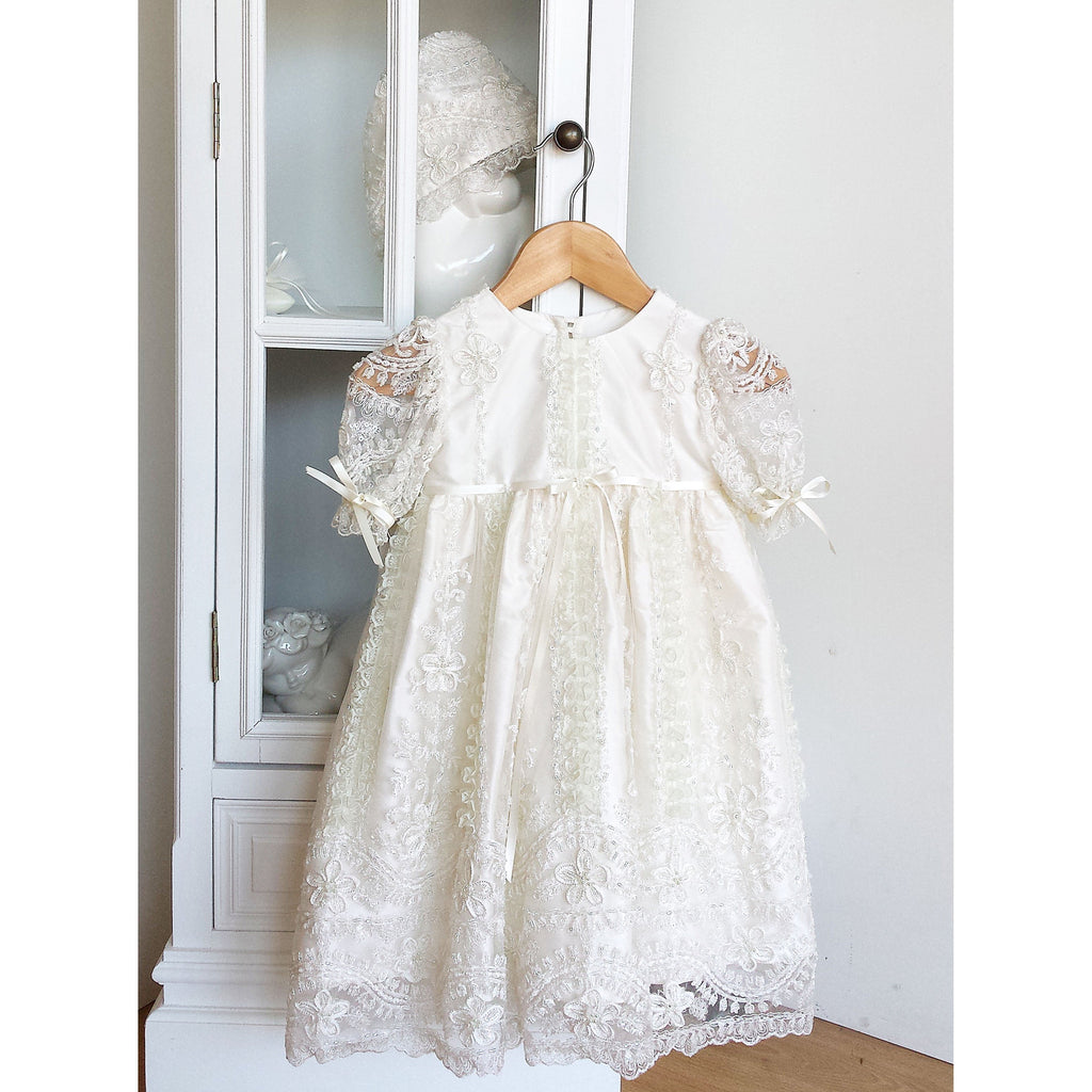 vintage-lace-girls-christening-dress