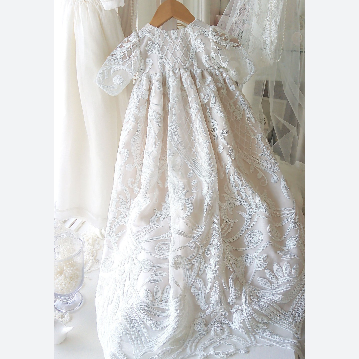princess-zara-girls-christening-gown