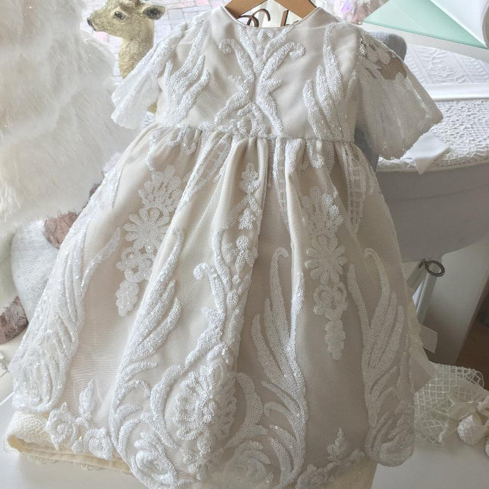 Zara Girls Christening Dress