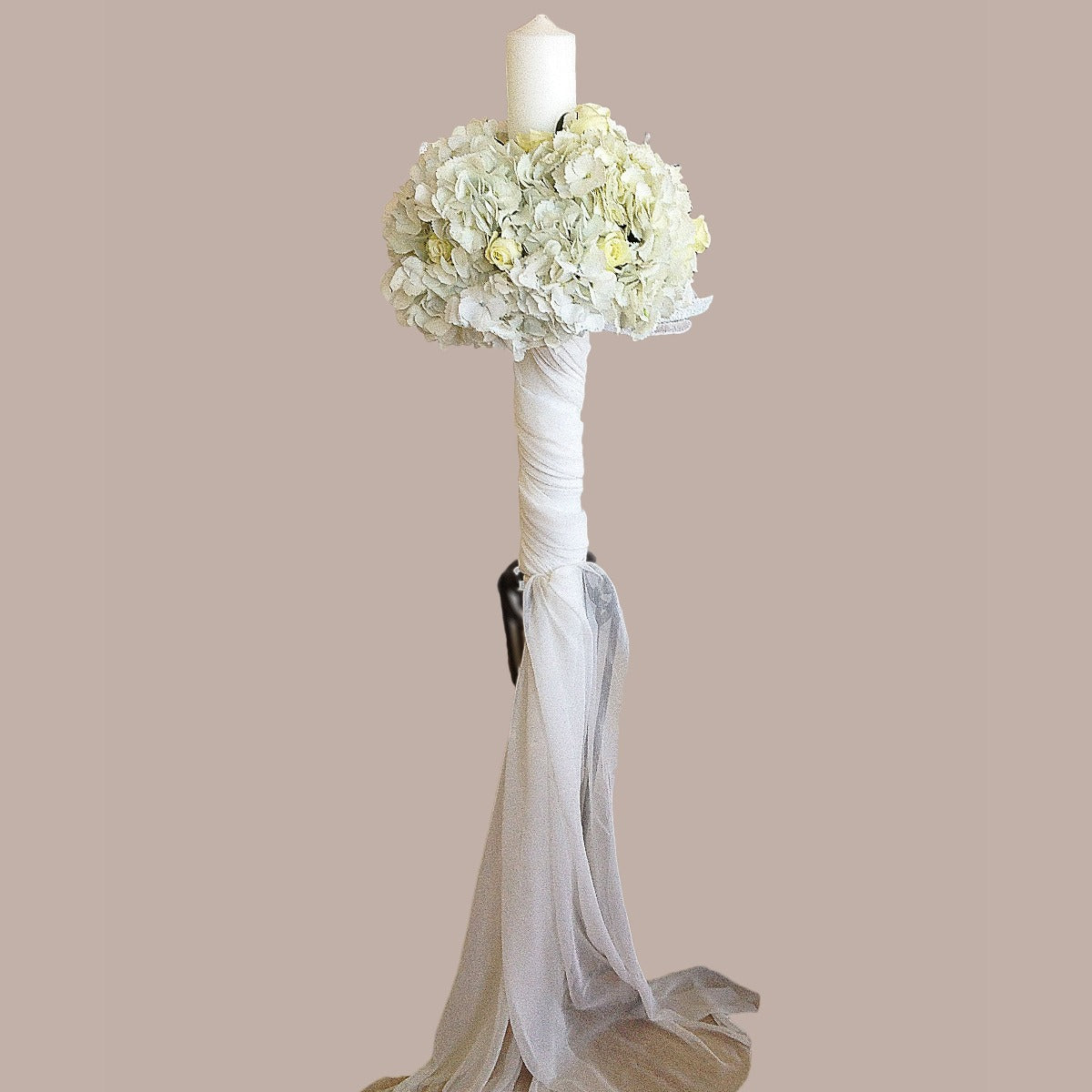 floral-handmade-orthodox-wedding-candle