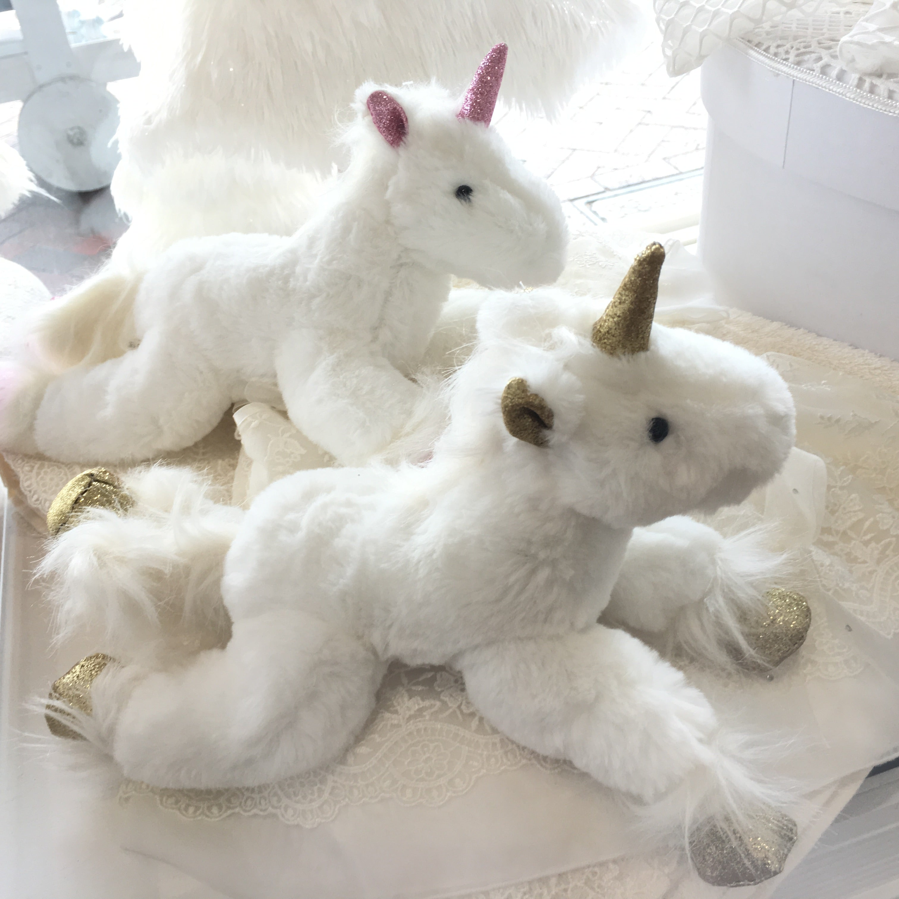 Unicorn soft toy gift for kid