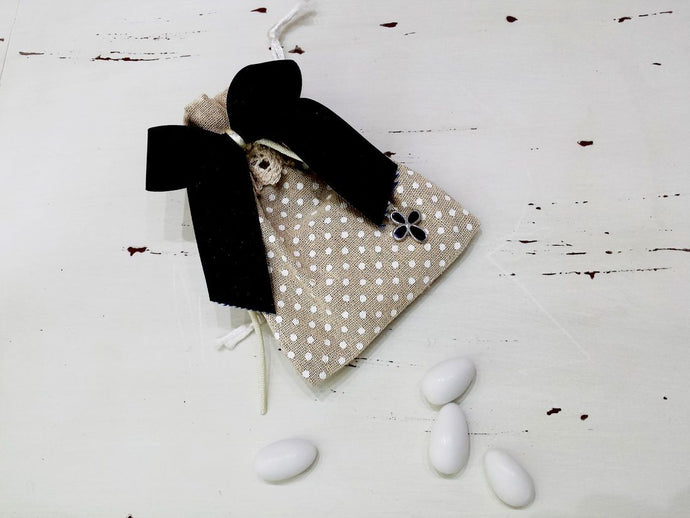 vintage-dot-style-pouch-handmade-boys-christening-bomboniere