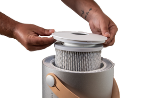 How to Change Your Molekule Air Filter