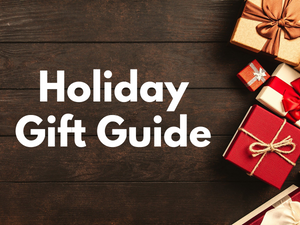 Holiday Gift Guide for the Health Conscious