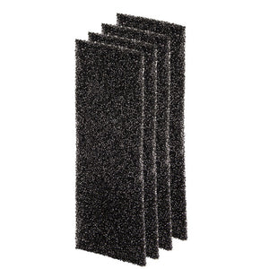 Filter-Monster Carbon Replacement for Whirlpool 817100 Pre-Filter, 4 Pack