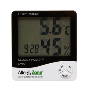 AllergyZone Multi-Function Humidity Meter
