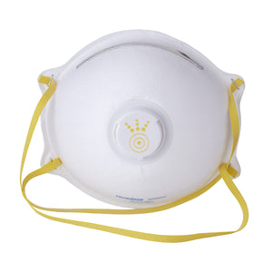 AllergyZone NIOSH N95 Cone-Shaped Respirator Mask