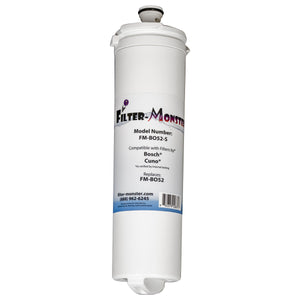 Filter-Monster Replacement for Bosh 640565 EVOLFLTR10 Whirlpool WHKF-R-Plus Refrigerator Water Filter FM-BO52, Single