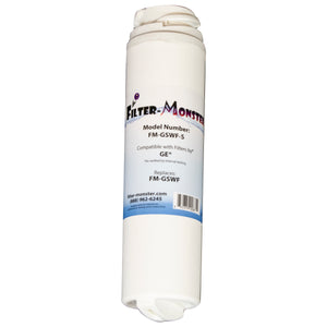Filter-Monster Replacement for GE GSWF Refrigerator Water Filter, Single