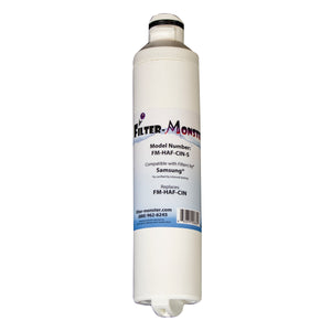 Filter-Monster Replacement for Samsung DA29-00020B Refrigerator Water Filter FM-HAF-CIN Single