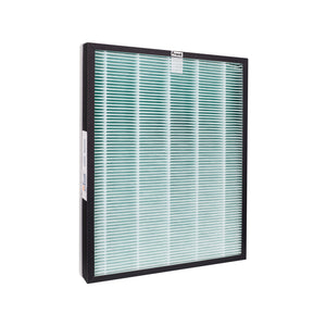 Filter-Monster True HEPA Replacement Filter Compatible with Rabbit Air BIOGS 2.0 Air Purifier, Hero Angle
