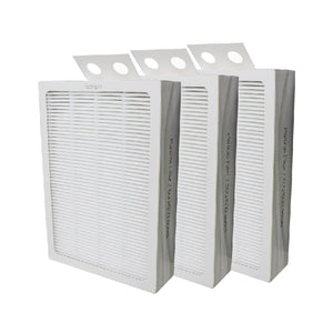 Filter-Monster True HEPA Replacement for Blueair 500/600 Series Particle Filter, 3 Pack