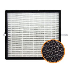 True HEPA Replacement for Alen HEPA-FreshPlus FF50-VOC Filter