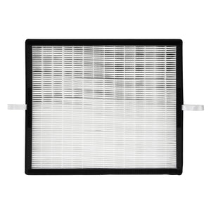 True HEPA Replacement for Alen HEPA-Silver FF50-Silver-Carbon Filter