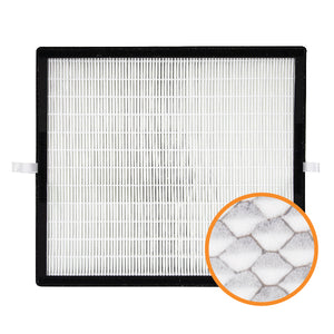 True HEPA Replacement for Alen OdorCell FF50-MP Filter