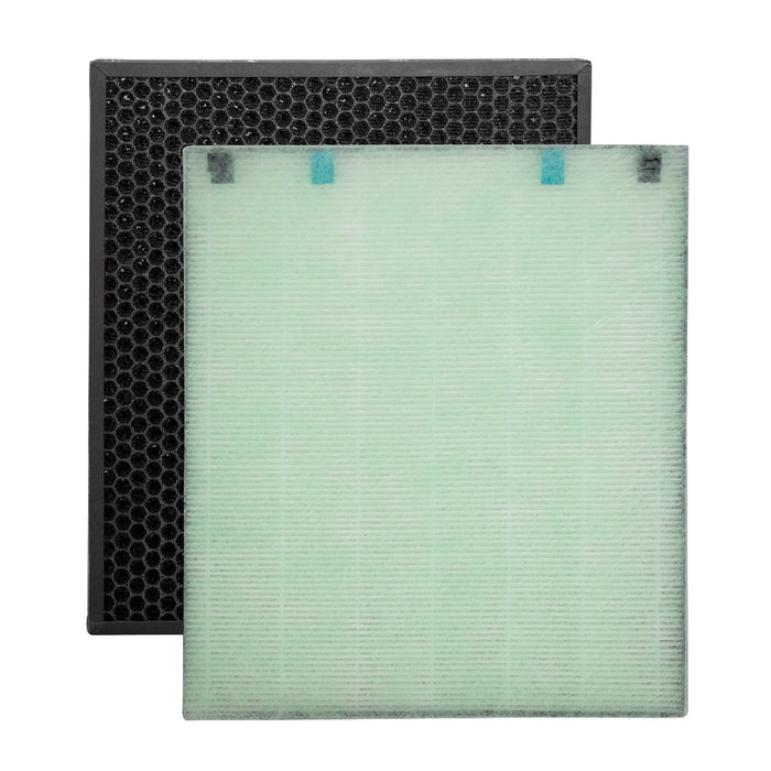 Filter-Monster Replacement Filter Pack for Bissell 2520/2521 Filters