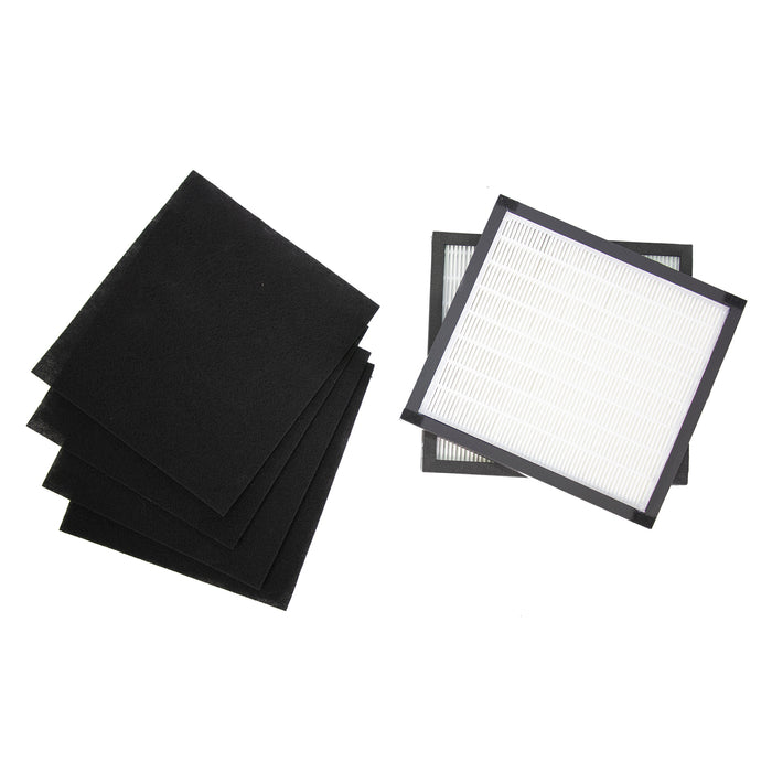 Filter-Monster True HEPA Replacement for Oreck WK01234QPC Filter Kit